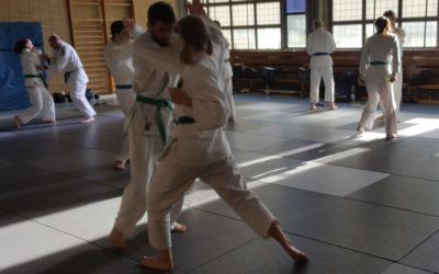 Kyu  – Lehrgang